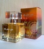 Духи play up lady lux natural instinct женские 50 мл