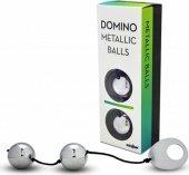Вагинальные шарики металлические, хромированные серебристые
